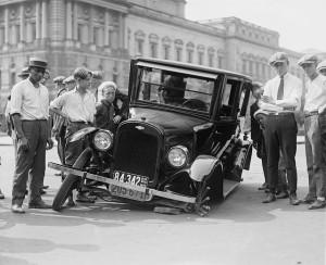 juicio por accidente de tráfico toledo
